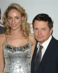 Michael J Fox & Tracy Pollan