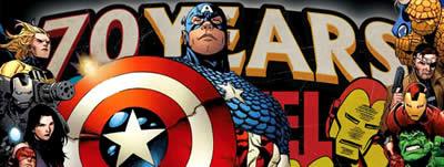 70 años de Comics