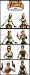 Evolucion de Lara Croft