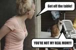 No Eres mi MAMA REAL!