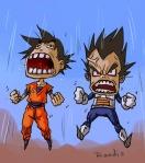 Goku Vegueta
