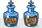 Holy Water y holy shit