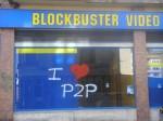 Por esto Quebro el Blockbuster