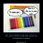 Crayon Blanco