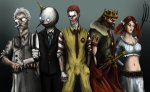 Evil Fast food gang