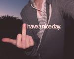 Que tengas un buen dia