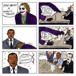 Truco de Magio Joker