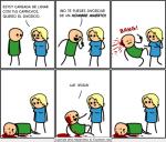 hahaha viuda