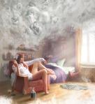 Solo el que fuma puede entender este momento