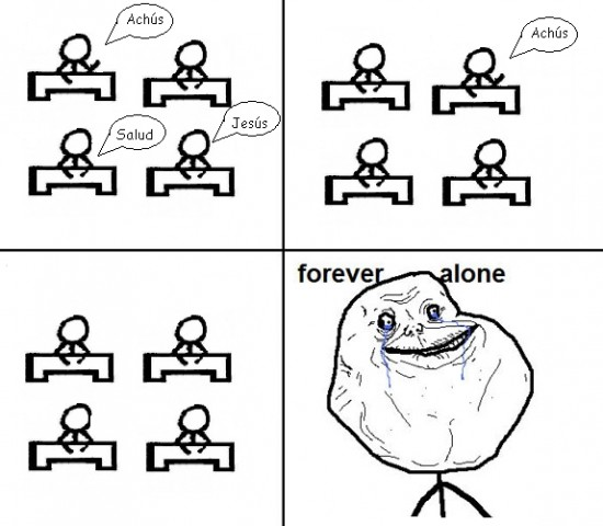 Imagenes de Forever Alone