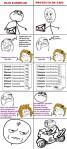 hijo estudioso vs hijo normal lol