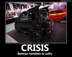 Batman Tambien Tiene Crisis