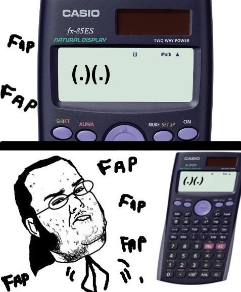 fap fap is time to fap