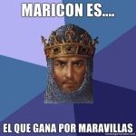 si no haz jugado al Age of Empires no lo captaras