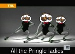 All the pringle ladies