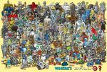 FInd Wall-E