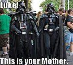 Luke esta es tu Madre