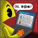 los seguidores de Pacman en Twitter