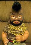 Mr. T de bebe