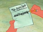 cosas por hacer..... Nada... listo