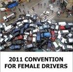 2011 convencion de conductoras femeninas