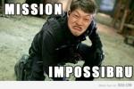mision impossibru