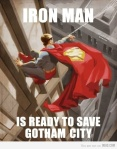 trolling Superhero