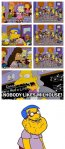 Nadie quiere a Milhouse