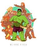 Hulk se siente amado