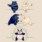 y asi se crearon los pandas