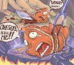 cocinando a Nemo