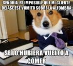 El perro abogado 2