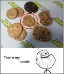 Forever cookie
