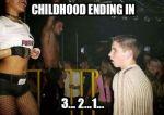 Niñez terminada en 3 2 1