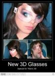 Nuevos lentes de 3D para ver titanic