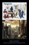 ReligiON reilgiOFF