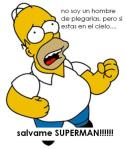 Salvame superman