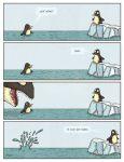 Pinche pinguino baboso