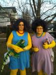 Las Hermanas de Marge Simpson