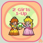 2 girls 1 up