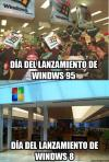 lanzamiento de Windows 8